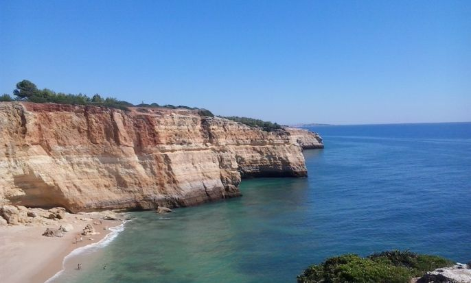 Algarve Grand Atlantic Coast bike tour