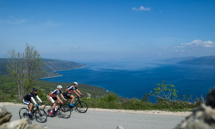 Road Bike & Boat: Kvarner Bay