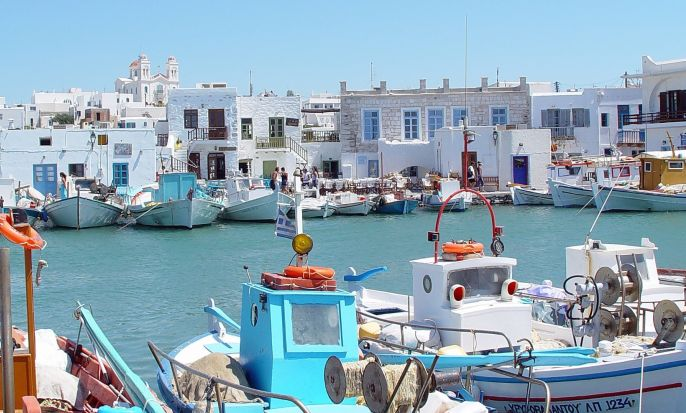 Greece: Cyclades - guided tour