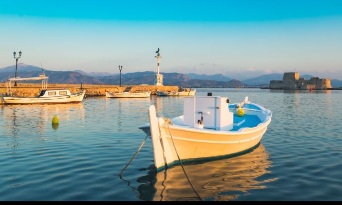 Bike & Boat: Peloponnes and Saronic Islands