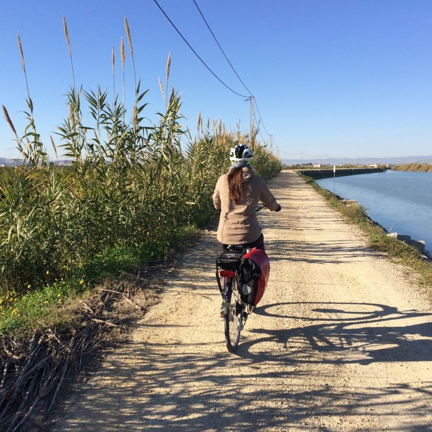 Alicante - Valencia bike tour