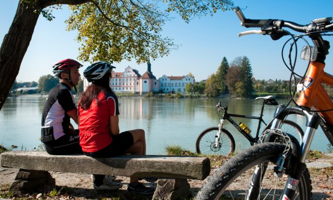 Innsbruck - Passau - bike tour