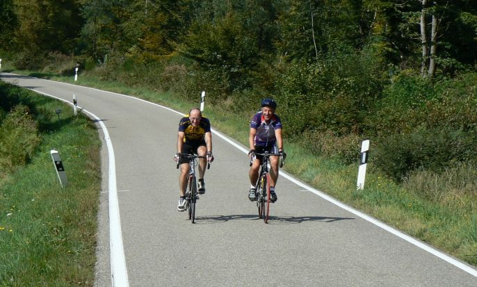 Road bike: Tour du Vin