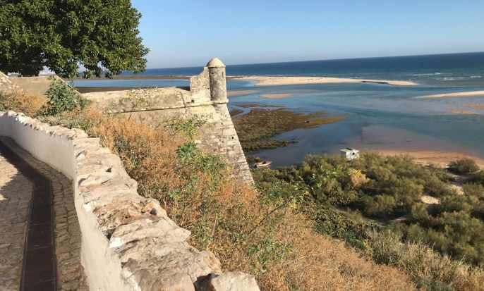 Algarve South coast bike tour