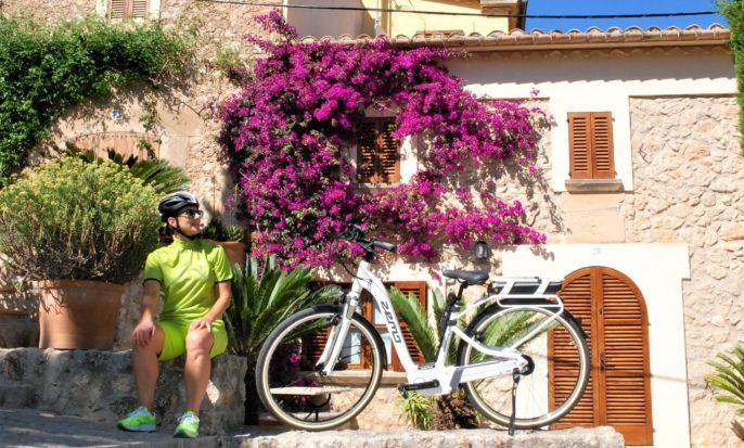E-Bike Tour Mallorca