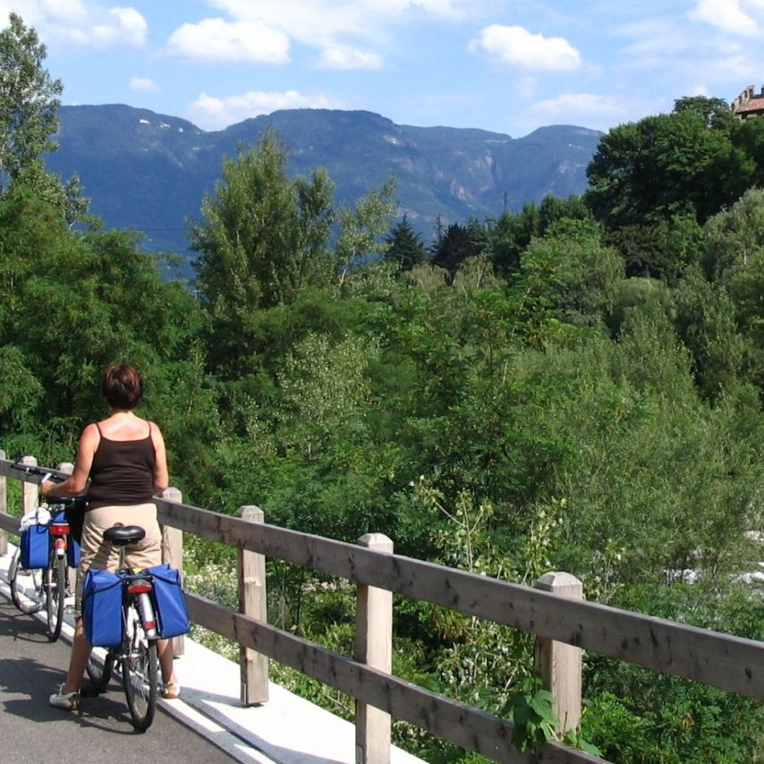 Adige bike tour - short tour