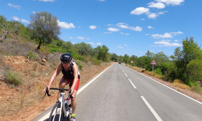 Road bike: Algarve rally