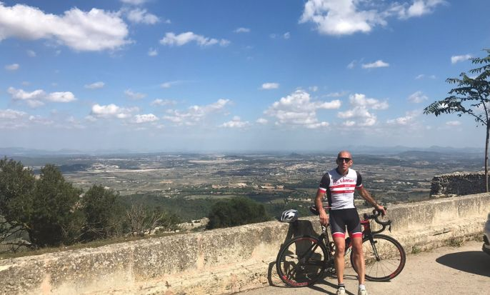 Road bike: Vuelta de Mallorca - RACE - guided
